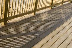 στενή γέφυρα μακριά επάνω Στοκ Εικόνες