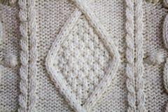 στενή καλυμμένη σύσταση πουλόβερ επάνω στοκ φωτογραφία με δικαίωμα ελεύθερης χρήσης