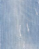 στενή καλυμμένη τζιν σύσταση επάνω Στοκ Εικόνα