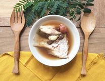 στενή καλυμμένη ψάρια σούπα επάνω Στοκ φωτογραφίες με δικαίωμα ελεύθερης χρήσης