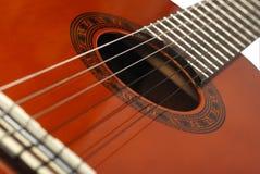 στενή κιθάρα ανασκόπησης επάνω στοκ φωτογραφία με δικαίωμα ελεύθερης χρήσης