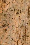 στενή οξυδωμένη μέταλλο δ&e Στοκ φωτογραφία με δικαίωμα ελεύθερης χρήσης