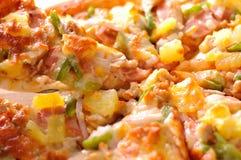 στενή πίτσα επάνω Στοκ εικόνα με δικαίωμα ελεύθερης χρήσης