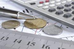 στενή πιστωτική οικονομική επάνω όψη καρτών ανασκόπησης Στοκ φωτογραφία με δικαίωμα ελεύθερης χρήσης