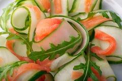 στενή σαλάτα επάνω Στοκ φωτογραφία με δικαίωμα ελεύθερης χρήσης