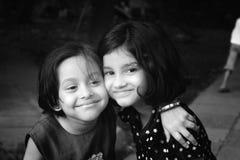 στενή φιλία Στοκ Φωτογραφίες