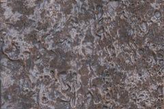 Στενοχωρημένος σίδηρος μετάλλων επιτροπών που καταστρέφεται Χαλκός τρισδιάστατο ρ υποβάθρου ελεύθερη απεικόνιση δικαιώματος