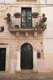 στενωπών Acquaviva delle Fonti Πούλια Ιταλία στοκ εικόνα με δικαίωμα ελεύθερης χρήσης