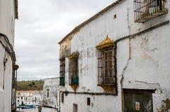 Στενός δρόμος Arcos de στο Λα Frontera κοντά στο Καντίζ Ισπανία Στοκ φωτογραφίες με δικαίωμα ελεύθερης χρήσης
