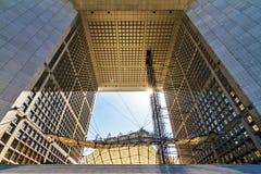 Στενός επάνω Λα grande Arche Στοκ φωτογραφία με δικαίωμα ελεύθερης χρήσης