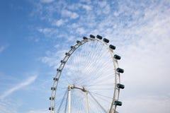 Στενός επάνω ροδών Ferris στοκ φωτογραφία με δικαίωμα ελεύθερης χρήσης