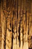 Στενός επάνω σχηματισμού βράχου Στοκ Εικόνα