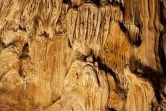 Στενός επάνω σχηματισμού βράχου Στοκ Φωτογραφία