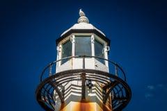 Στενός επάνω φάρων του ST Ives Στοκ εικόνες με δικαίωμα ελεύθερης χρήσης