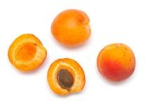 Στενός επάνω φρούτων βερίκοκων Στοκ Εικόνα