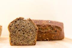 στενός επάνω ψωμιού Στοκ Φωτογραφίες