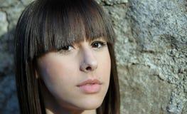 στενός εφηβικός επάνω κορ Στοκ εικόνα με δικαίωμα ελεύθερης χρήσης