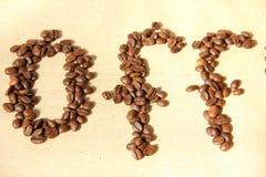 στενός καφές φασολιών που αυξάνεται Στοκ εικόνες με δικαίωμα ελεύθερης χρήσης