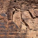 στενός κόκκινος βράχος ε& Στοκ φωτογραφία με δικαίωμα ελεύθερης χρήσης