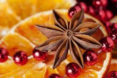 στενός κόκκινος χρόνος Χριστουγέννων ανασκόπησης επάνω Στοκ εικόνα με δικαίωμα ελεύθερης χρήσης