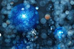 στενός κόκκινος χρόνος Χριστουγέννων ανασκόπησης επάνω Στοκ Εικόνα