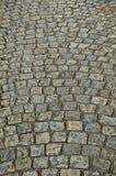 στενός ο δρόμος επάνω υγρός Στοκ φωτογραφίες με δικαίωμα ελεύθερης χρήσης