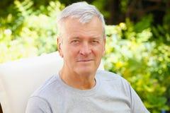 στενός πρεσβύτερος πορτρέτου ατόμων επάνω Στοκ φωτογραφία με δικαίωμα ελεύθερης χρήσης