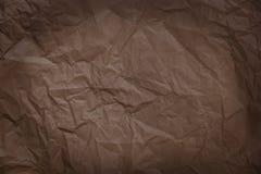 στενό έγγραφο ανασκόπησης που αυξάνεται Φύλλο σύστασης του καφετιού εγγράφου χρήσιμο για το υπόβαθρο Στοκ εικόνες με δικαίωμα ελεύθερης χρήσης