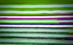 στενό έγγραφο ανασκόπησης που αυξάνεται Στοκ εικόνες με δικαίωμα ελεύθερης χρήσης