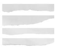 στενό έγγραφο ανασκόπησης που αυξάνεται Στοκ Φωτογραφία