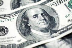στενό δολάριο εκατό ένα επά στοκ φωτογραφία με δικαίωμα ελεύθερης χρήσης