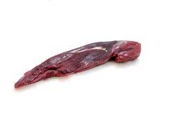 στενό λευκό χοιρινού κρέατος κρέατος ανασκόπησης επάνω Στοκ Φωτογραφίες