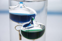 στενό θερμόμετρο Γαλιλαί Στοκ φωτογραφίες με δικαίωμα ελεύθερης χρήσης