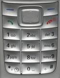 στενό κινητό τηλέφωνο επάνω Στοκ Φωτογραφίες