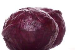 στενό κόκκινο λάχανων επάν&omega Στοκ Εικόνα