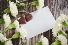 στενό μήνυμα αγάπης που αυξάνεται Στοκ φωτογραφίες με δικαίωμα ελεύθερης χρήσης