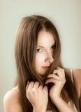στενό πορτρέτο επάνω στις ν&e στοκ φωτογραφίες με δικαίωμα ελεύθερης χρήσης