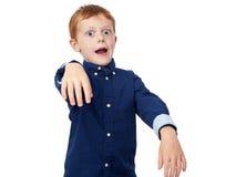 στενό πορτρέτο παιδιών επάν&omeg Στοκ εικόνες με δικαίωμα ελεύθερης χρήσης