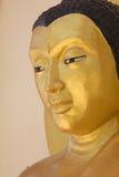 στενό πορτρέτο του Βούδα επάνω Στοκ Εικόνες
