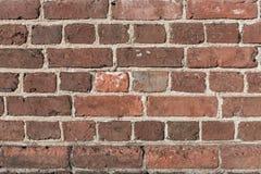 στενό πλάνο τούβλου ανασκόπησης επάνω Στοκ εικόνα με δικαίωμα ελεύθερης χρήσης