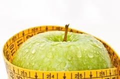 στενό σιτηρέσιο μήλων επάνω Στοκ εικόνες με δικαίωμα ελεύθερης χρήσης