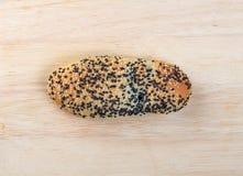 στενό σουσάμι ψωμιού επάνω Στοκ εικόνες με δικαίωμα ελεύθερης χρήσης