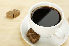 στενό φλυτζάνι καφέ επάνω Στοκ Φωτογραφίες