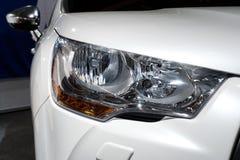 στενό φως αυτοκινήτων επάνω Στοκ φωτογραφίες με δικαίωμα ελεύθερης χρήσης