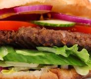 στενό sandwiche επάνω στοκ εικόνα με δικαίωμα ελεύθερης χρήσης