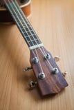 στενό ukulele επάνω Στοκ φωτογραφία με δικαίωμα ελεύθερης χρήσης
