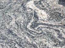 Στερεός σκούρο γκρι γρανίτης Στοκ Εικόνα