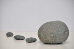 στερεό βράχου επιλογής Στοκ Φωτογραφίες