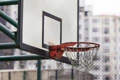 Στεφάνη καλαθοσφαίρισης στοκ εικόνες με δικαίωμα ελεύθερης χρήσης
