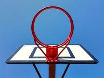 Στεφάνη καλαθοσφαίρισης Στοκ φωτογραφία με δικαίωμα ελεύθερης χρήσης